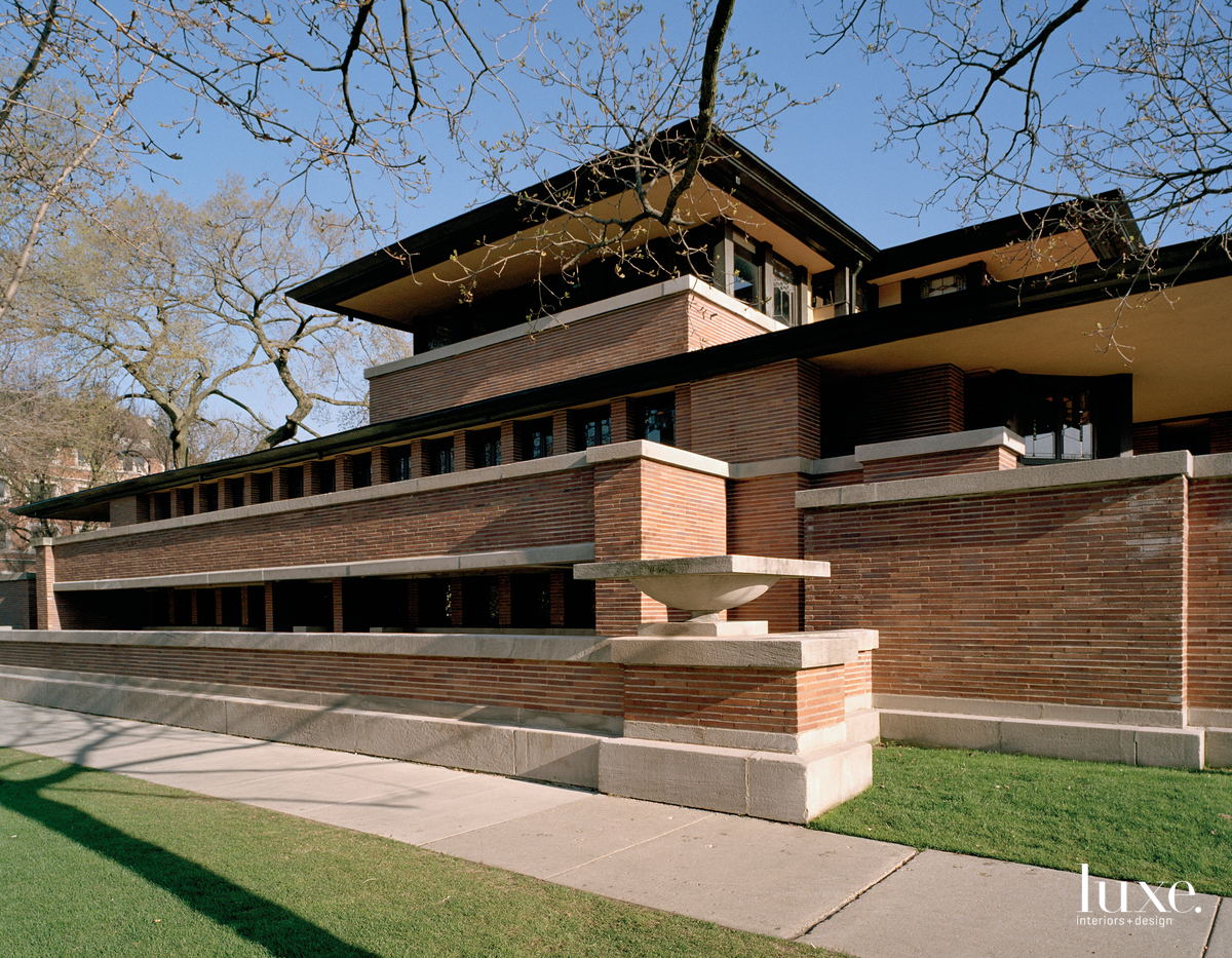 A Look At 4 Frank Lloyd Wright Spaces On A New Trail