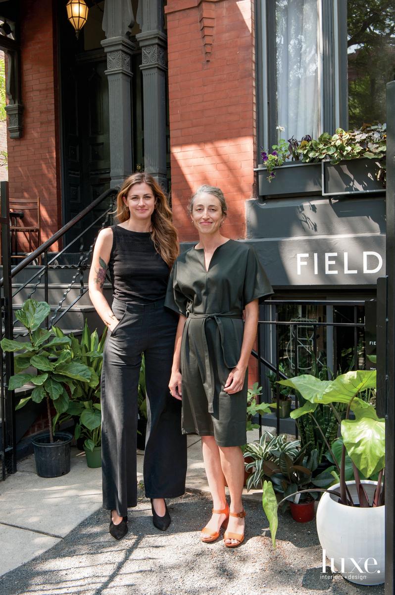 Molly Kobelt and Heidi Joynt