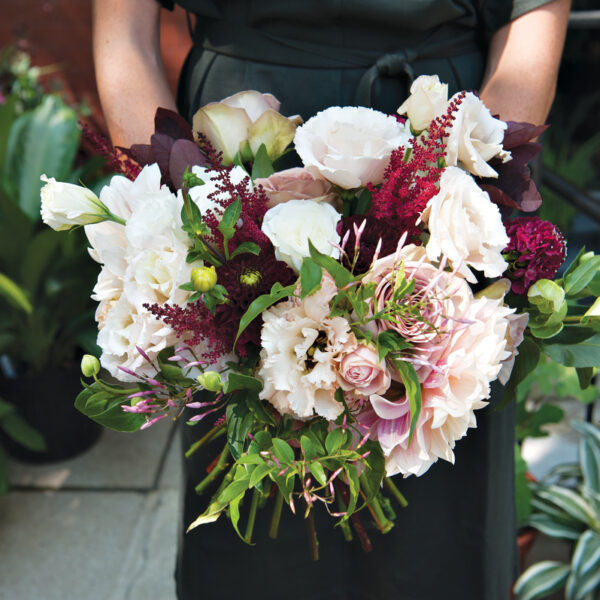 Behind Unique Floral Designs That Are Farm To Table