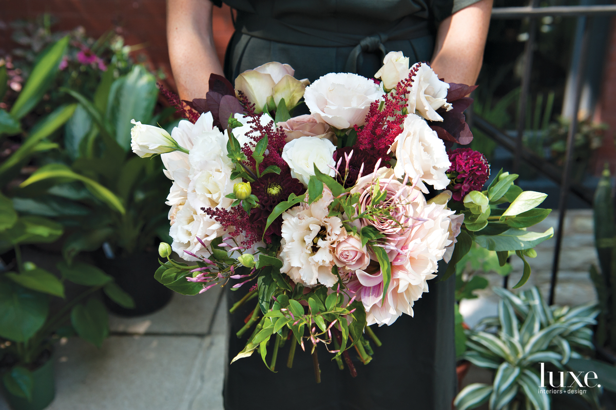 Behind The Inventive Floral Designs Created By This Chicago Duo