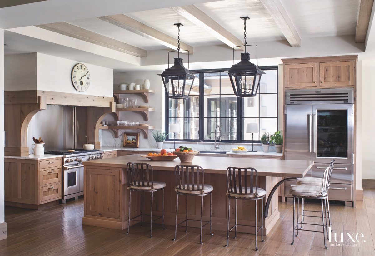 farmhouse kitchen pendant lights brown...