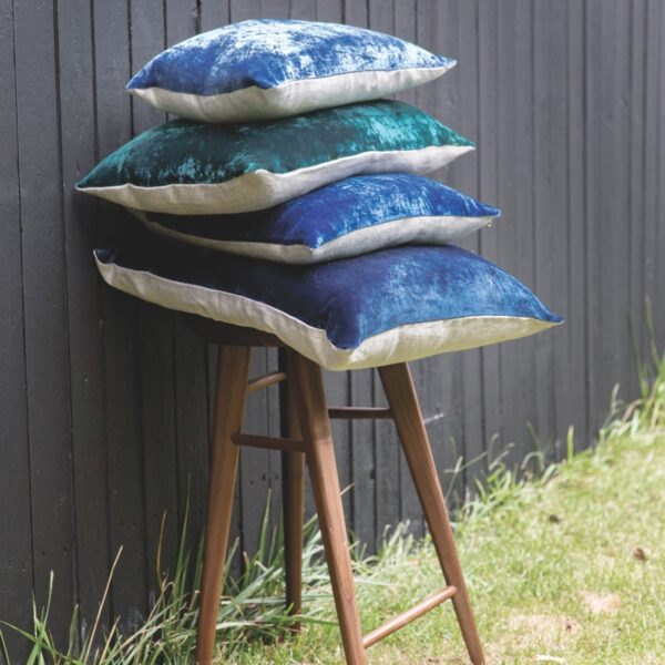 Edie Ure's Plant-Dyed Pillows Bring the Outdoors In