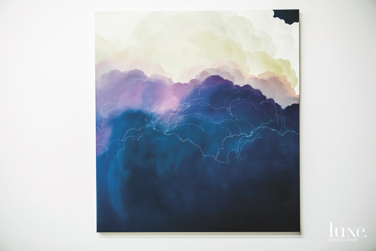 Ian Fisher's Paintings Will Change The Way You See Clouds