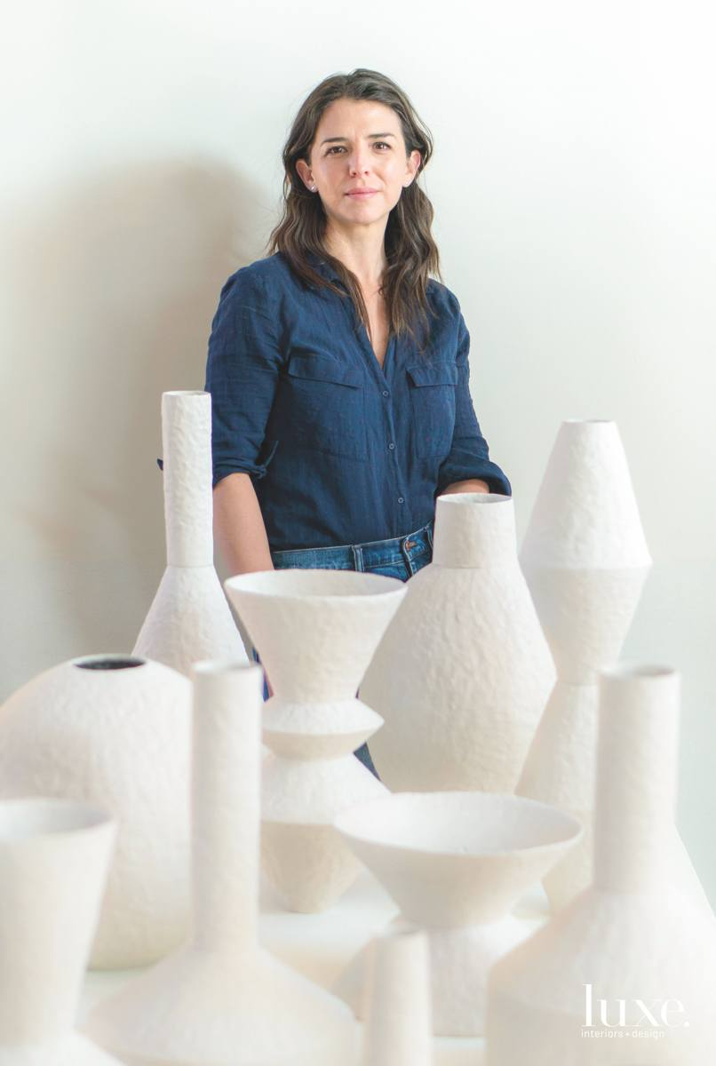 Meet The Ceramicist Making Art Inspired By The Home