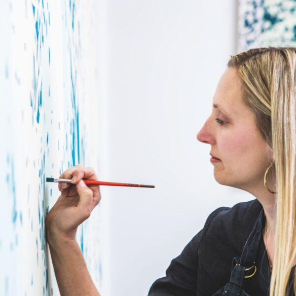 Denver Artist Mindy Bray Uses Nature As Inspiration