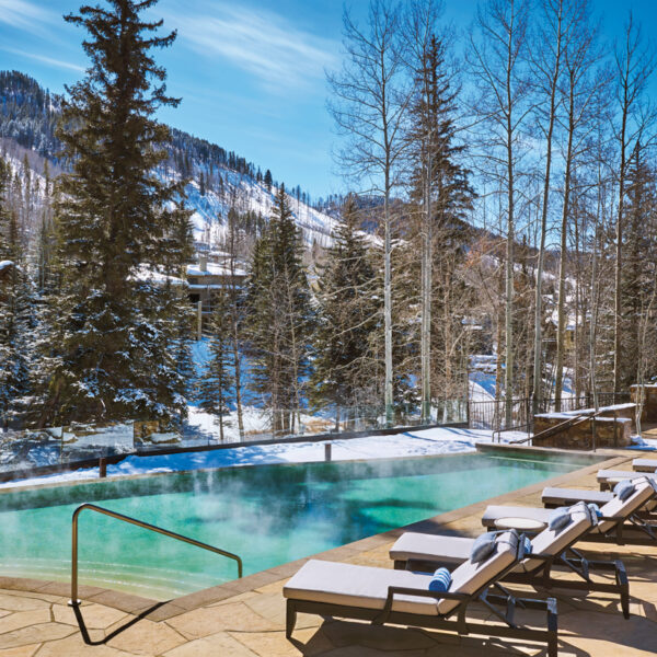 Get Your Ski (Or Calm) On At These Colorado Escapes