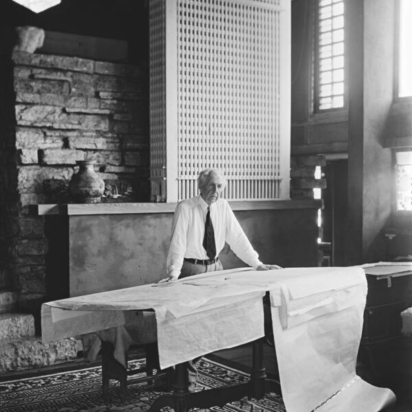 6 Items Inspired By Frank Lloyd Wright