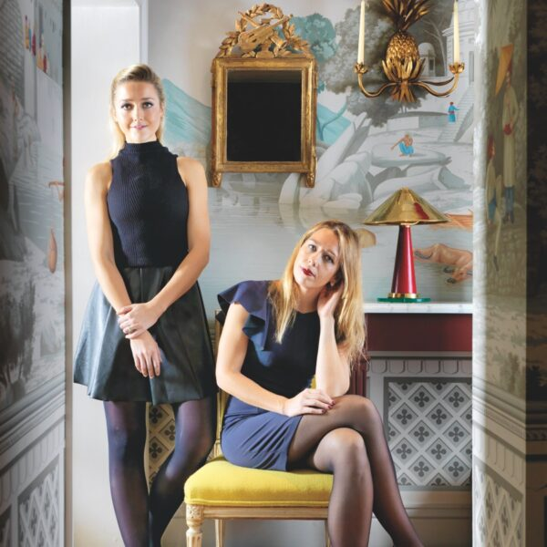 Meet The Sisters Carrying On The De Gournay Legacy
