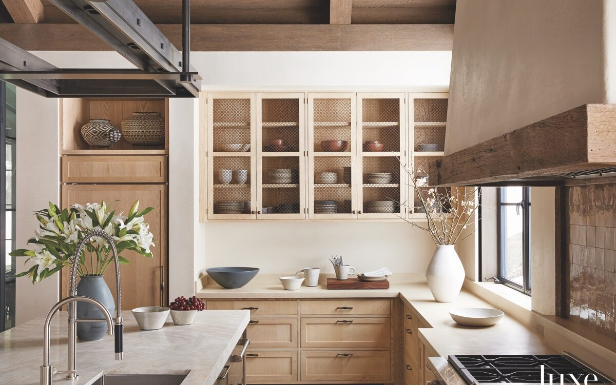 Add Texture To Your Kitchen With Inspo From These Spaces