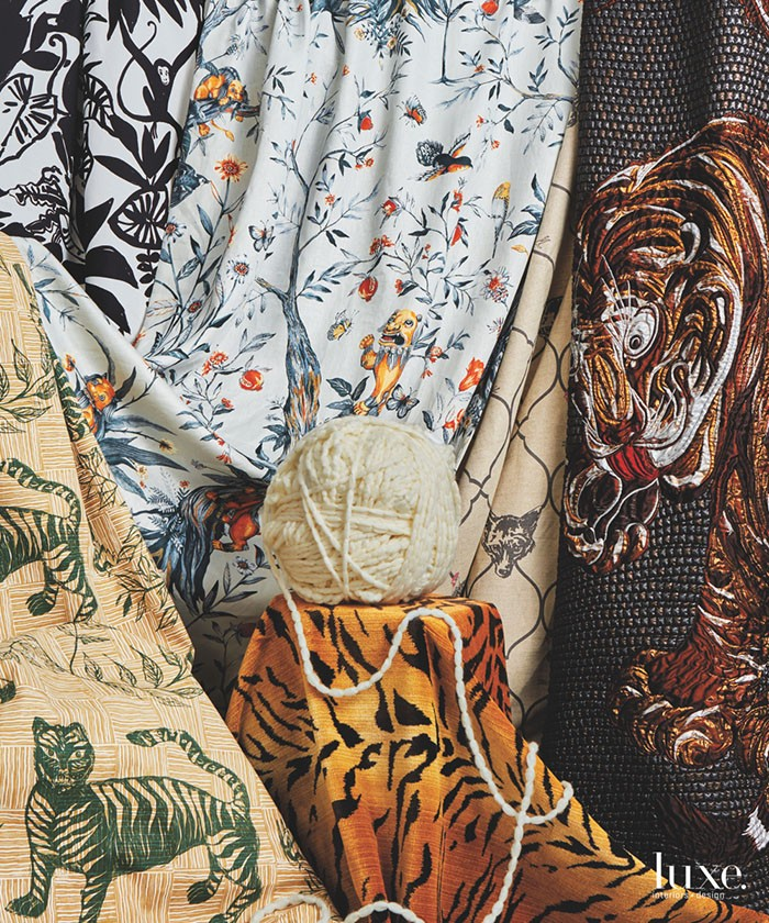 Animal Print-Inspired Fabrics From Your Wildest Dreams