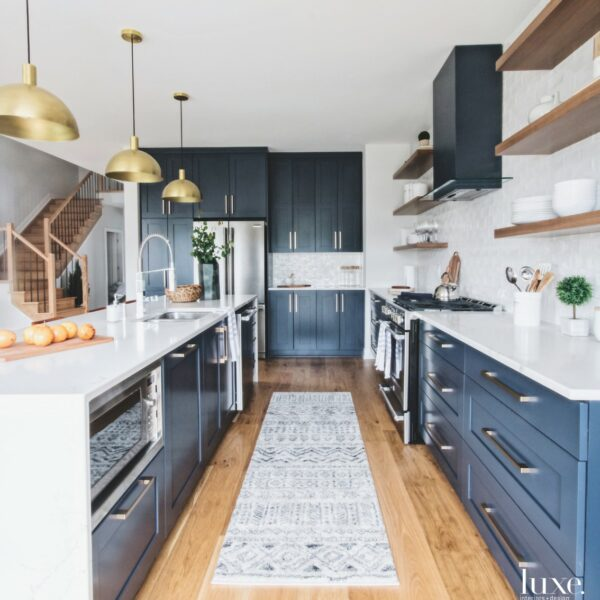 Designers Share How Color Can Make A Kitchen Pop