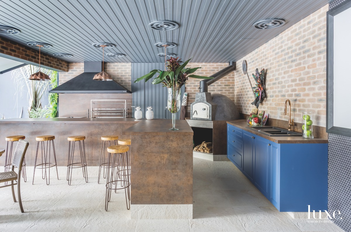 4 Outdoor Kitchen Looks For Dining Alfresco