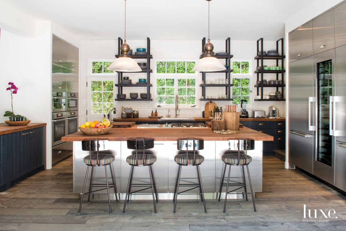 Kitchens And Products Inspired By Luxury Hotels