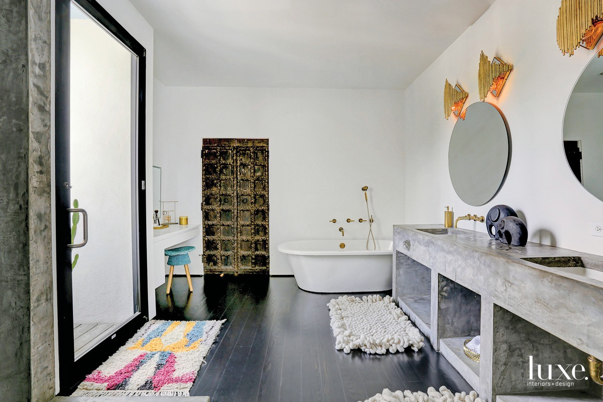 Bathrooms That Will Ease You Into A State Of Relaxation