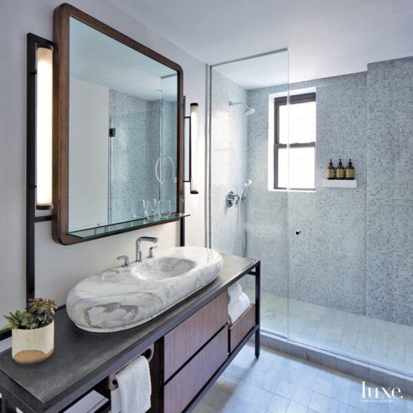 Bathrooms That Will Ease You Into Relaxation