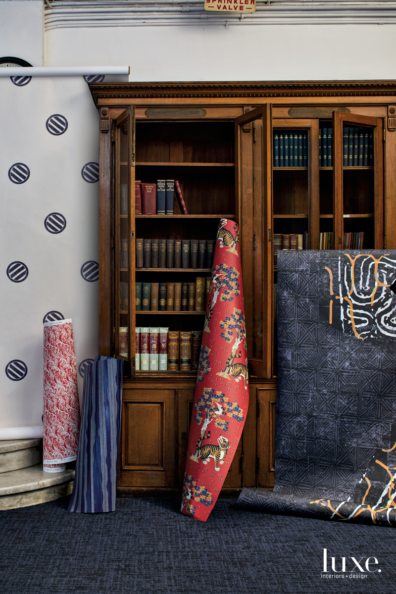 21 Wallcoverings That Put A Spin On The Classics