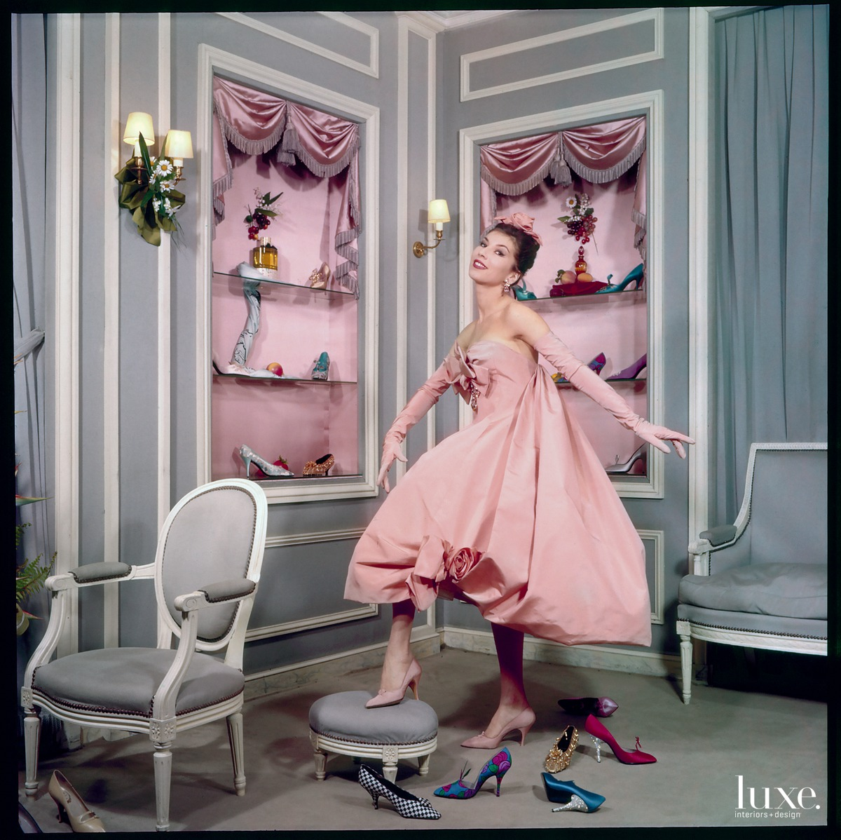 8 Items Inspired By Christian Dior And His Decorators