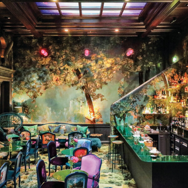 Maximalist Interiors In Eateries Around The World