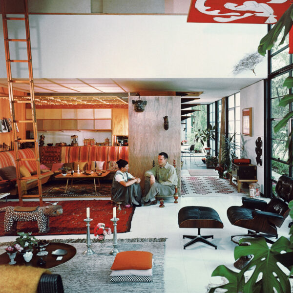 Midcentury Cool Pieces That Nod To Charles & Ray Eames