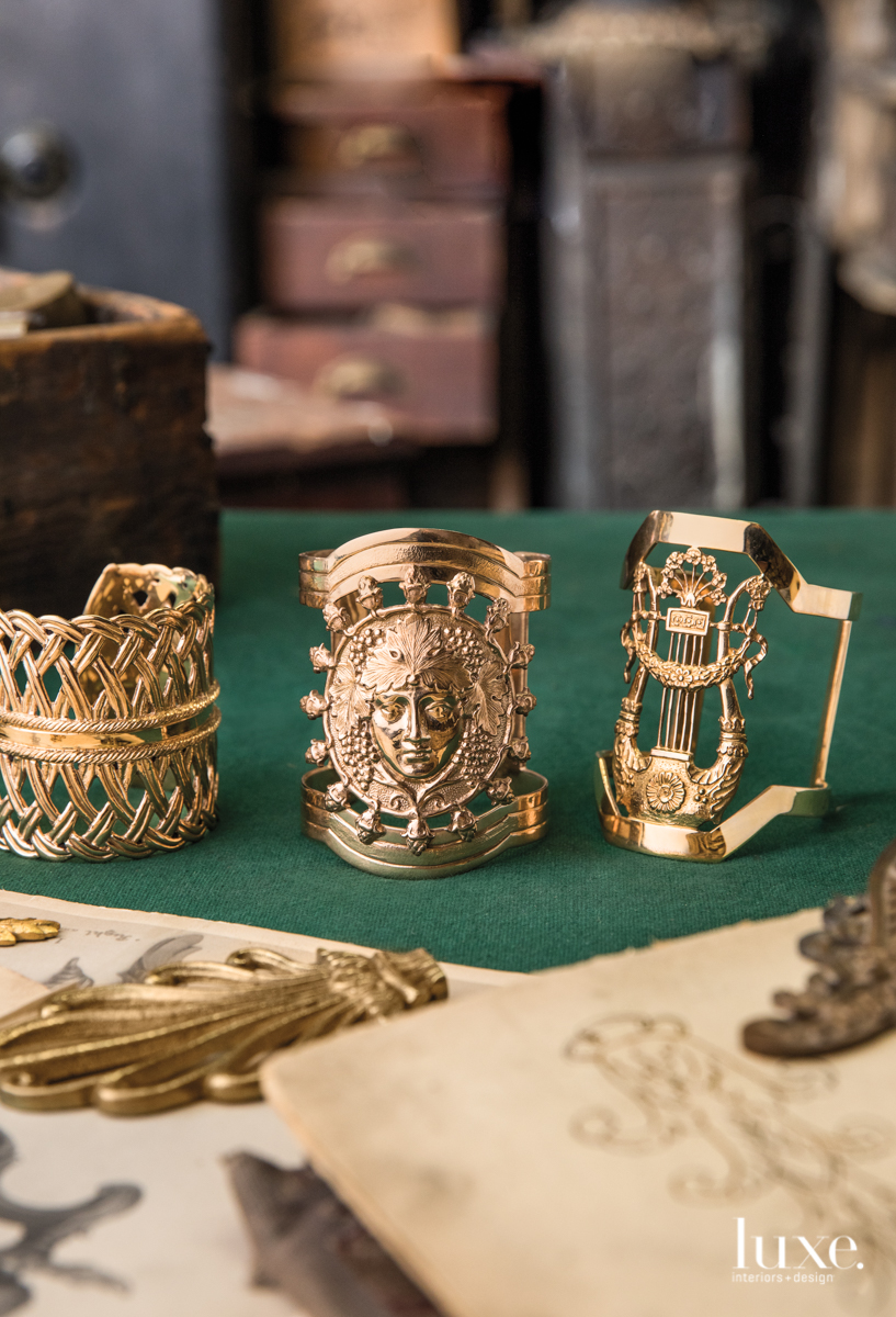 A Jewelry Collab Inspired By P.E. Guerin's Rich History