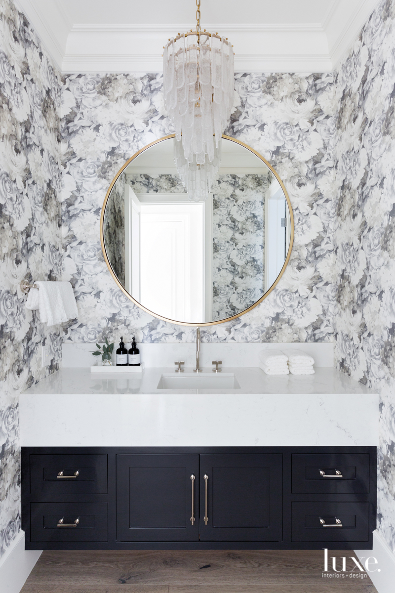 Seabrook wallpaper brings a whimsical...