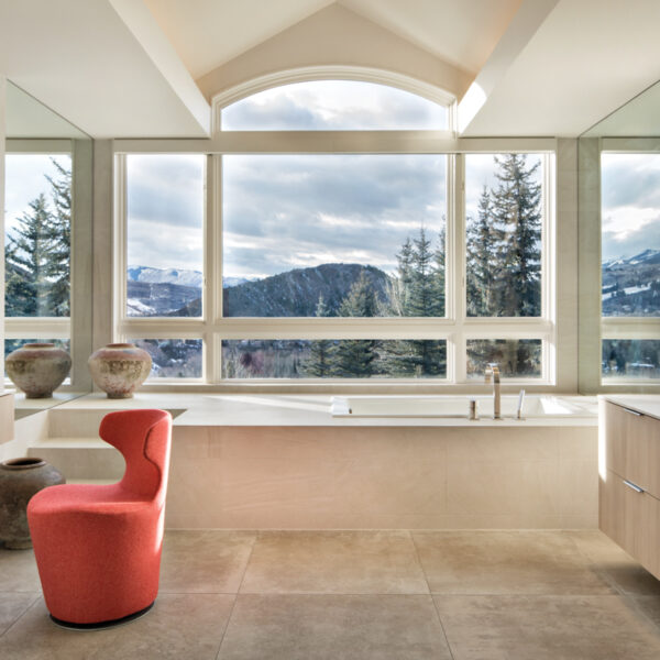 An Aspen Duo Renovates With A Modern Outlook In Mind