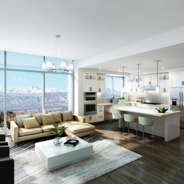 How This Denver High-Rise Is Redefining Luxury Living