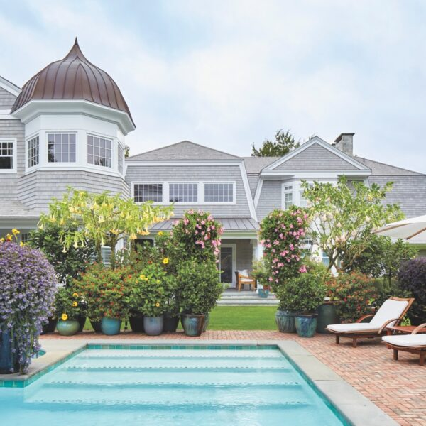 A Modern, Classic Hamptons Home Is A Work Of Art