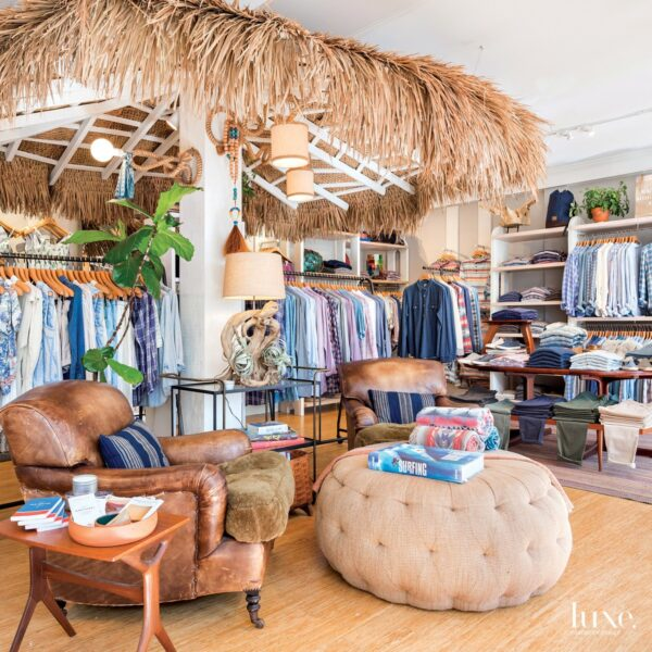 A Casual-Luxe Beachwear Brand Settles Into Sag Harbor