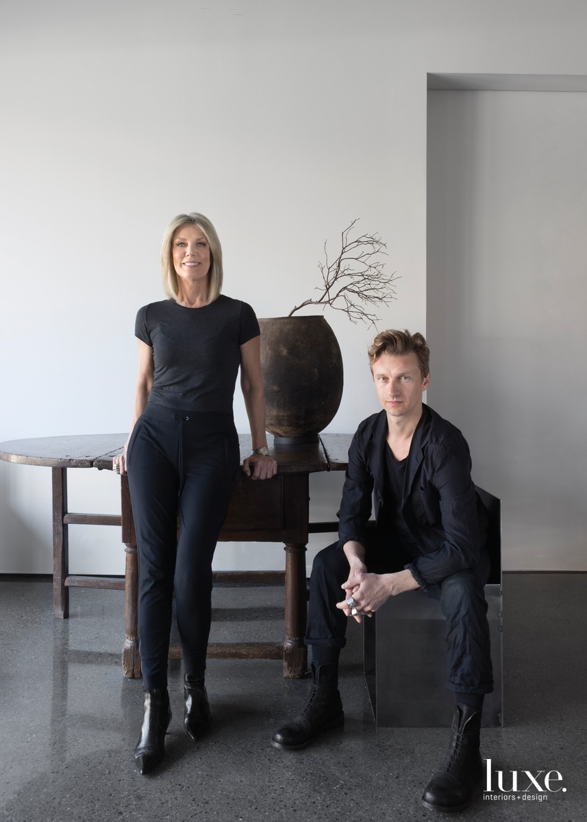 Why 2 Chicago Designers Joined Forces In The Hamptons