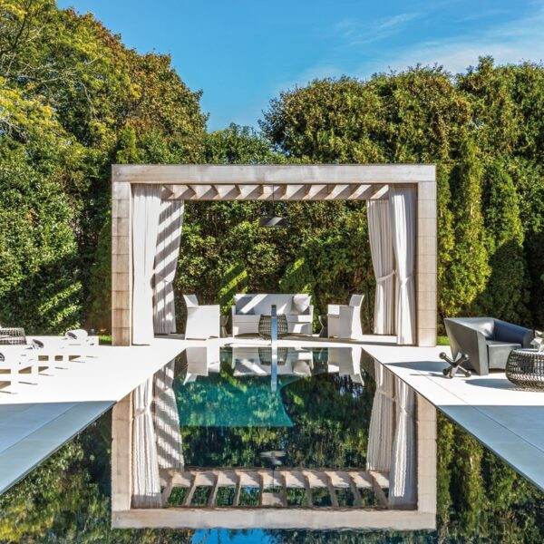 This Hamptons Poolside Escape Is Made For Summer