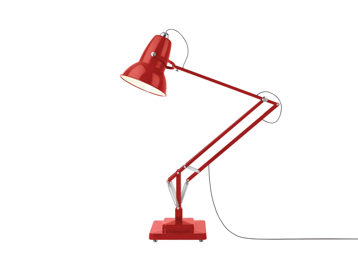 LX_HAM5_Trend_Original 1227 Giant Floor Lamp Crimson Red 2
