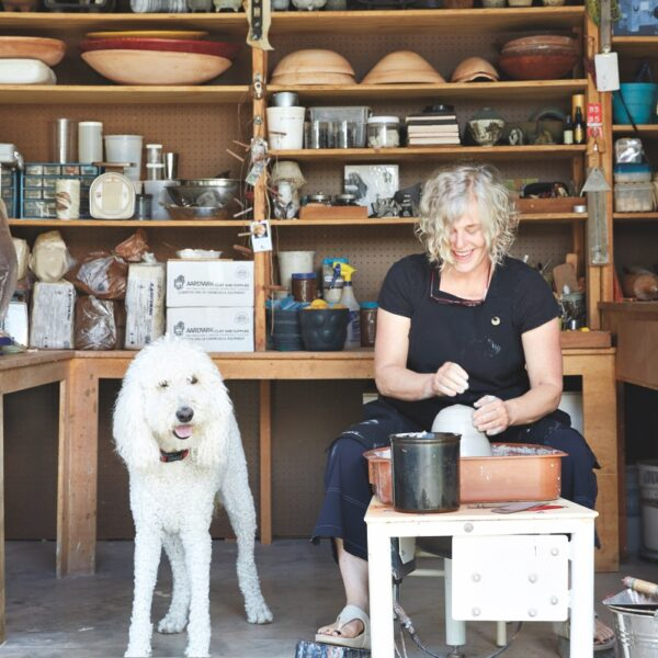 Antiquity Inspires Heather Rosenman's Ceramics