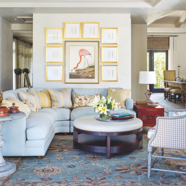 A Key Largo Home Blends Coastal Chic With Trad Flair