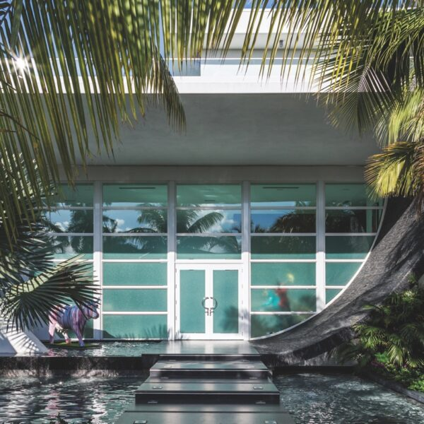 Water Views Inspire Design Of A South Florida Home