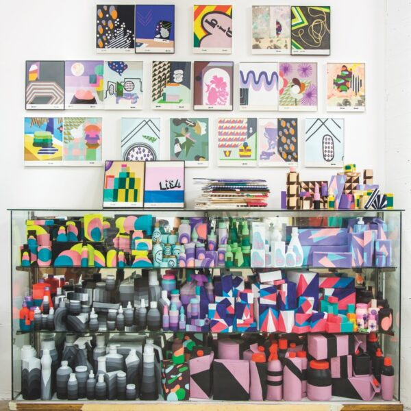 A Deeper Look Into Michelle Weinberg's Eclectic Art