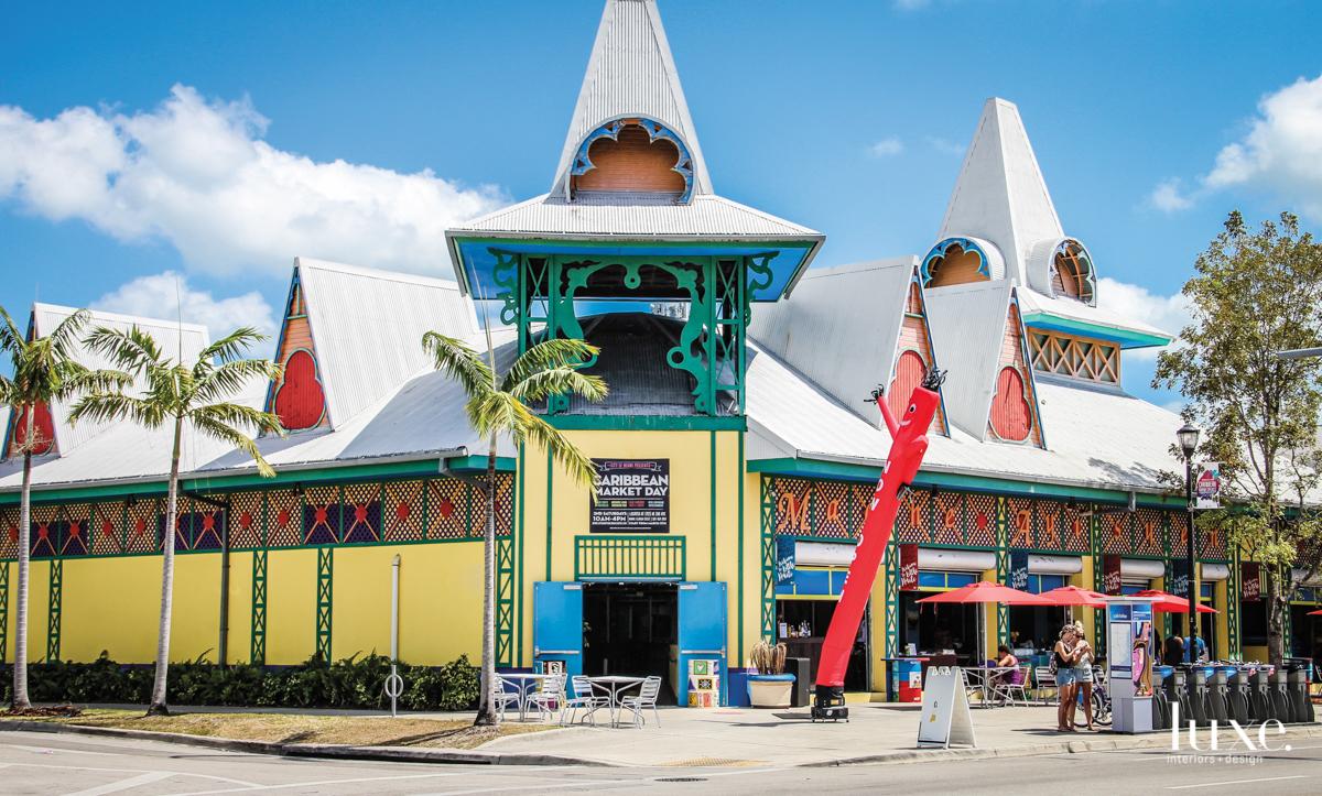 The Little Haiti Cultural Complex in Miami