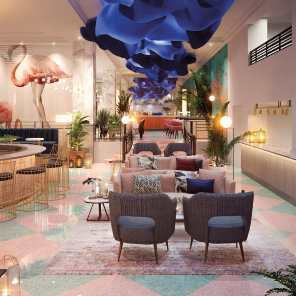 New Hotels & Revamps Maintain Miami Beach's Charm