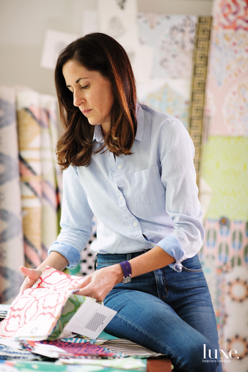 A Textile Designer Taps Into Global Inspiration For Her Prints