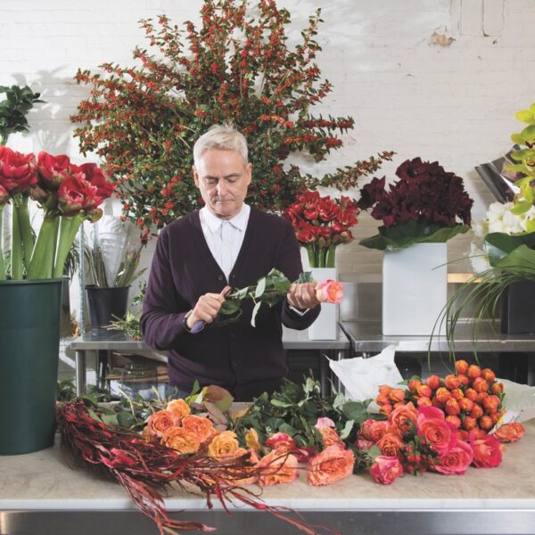 A Floral Pioneer's Parisian Blooms Take NYC By Storm