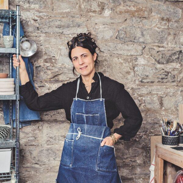 Suzanne Sullivan Crafts Her Ceramics With Intuition