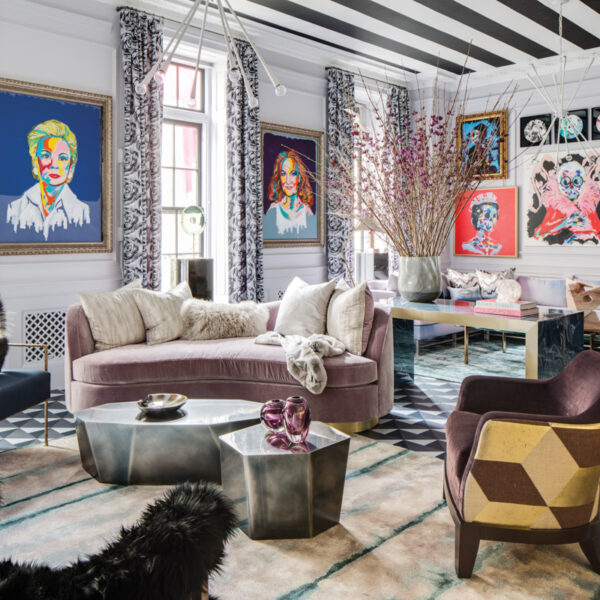 Holiday House NYC Serves Rooms Full Of Inspiration