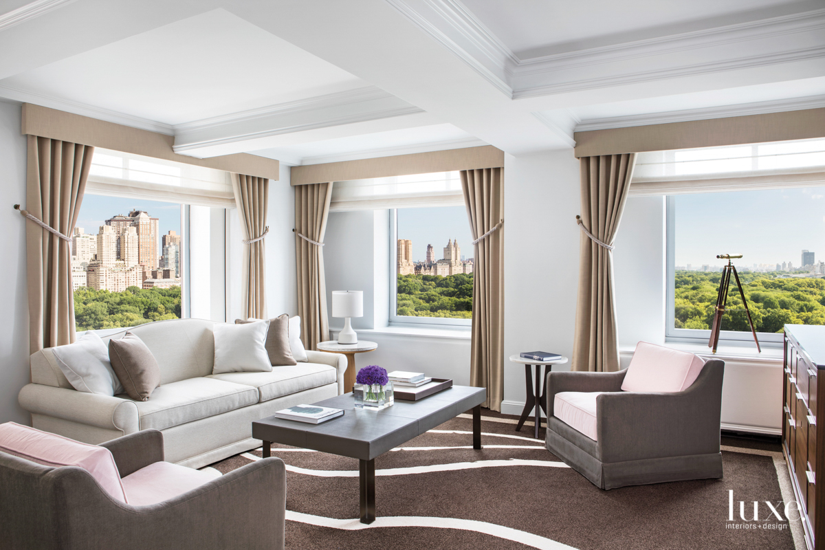 This Ritz-Carlton Redo Redefines 'The Comforts Of Home'