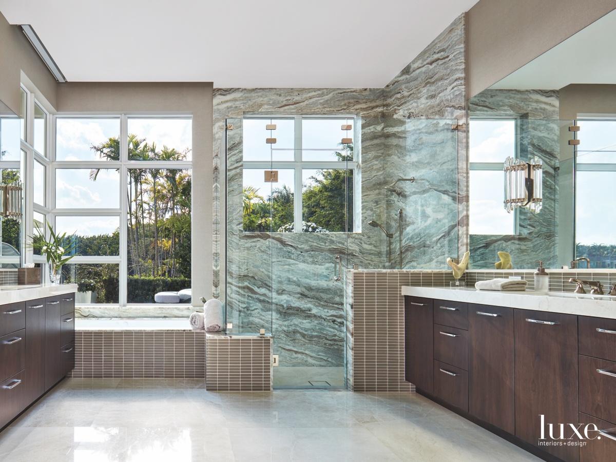 contemporary brown bathroom terra bianca...