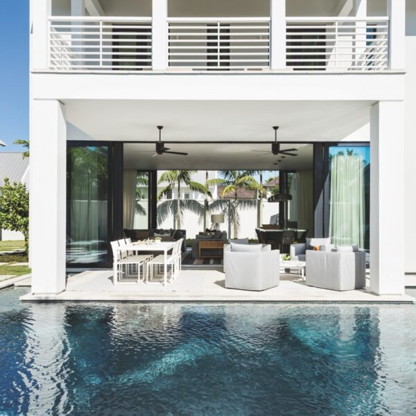 Vero Beach Retreat Becomes An Indoor-Outdoor Oasis