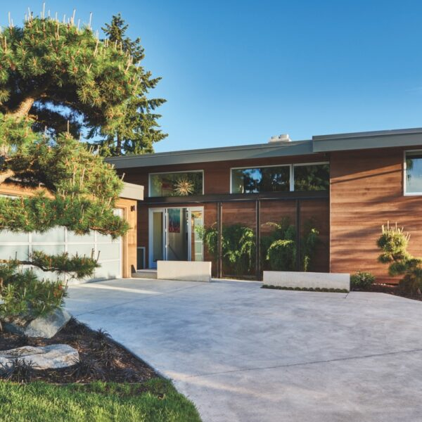 Midcentury Modern Clyde Hill Home Gets A Reboot