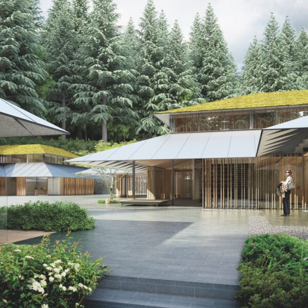 Experience The Greenery At Portland Japanese Garden