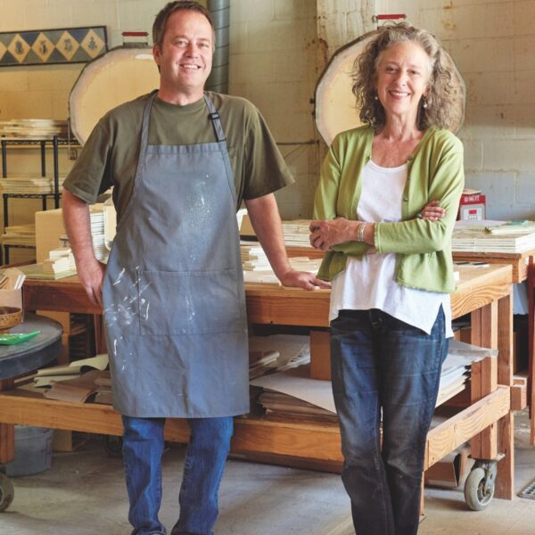 Meet The Duo Behind Portland's Tempest Tileworks