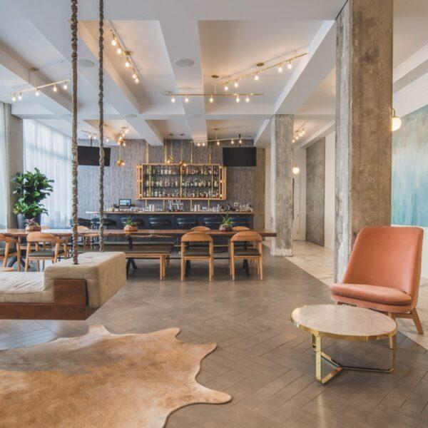 Peek Inside Portland's 'Raw And Refined' Hi-Lo Hotel