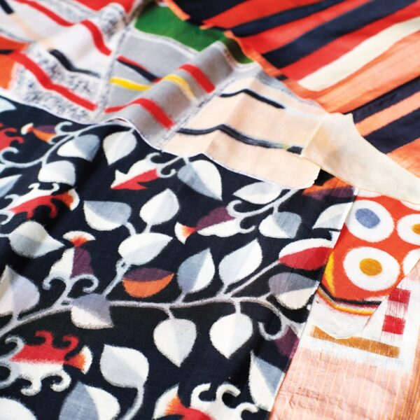 Textile Hive's Fabric Archive Helps Preserve The Past